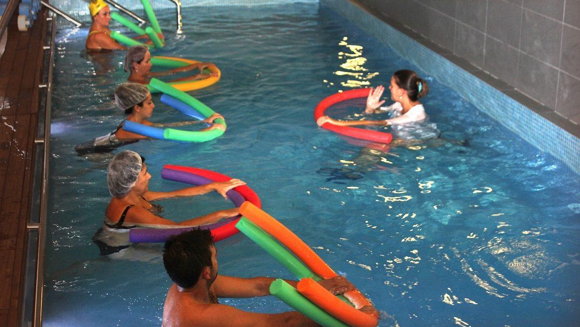 Γυμναστείτε στο νερό!
