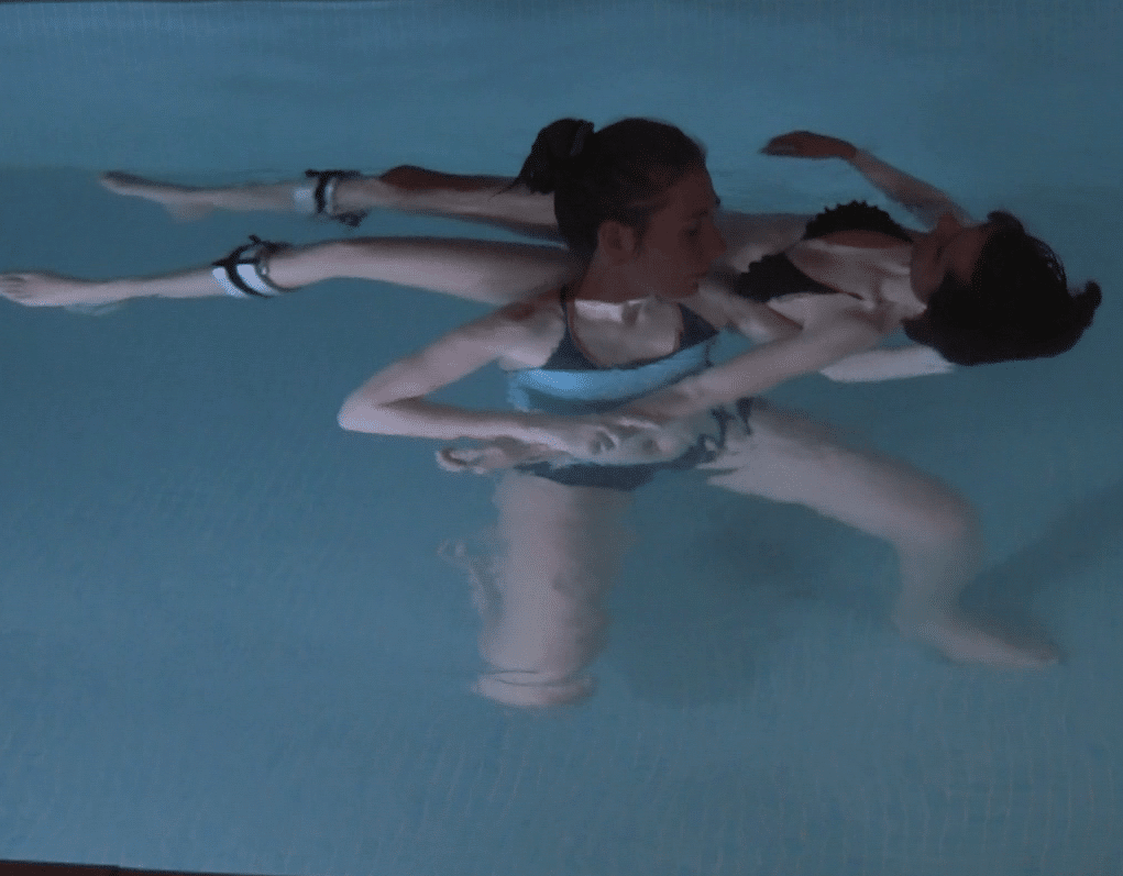 WATSU: Ελευθερώνοντας το σώμα στο νερό!