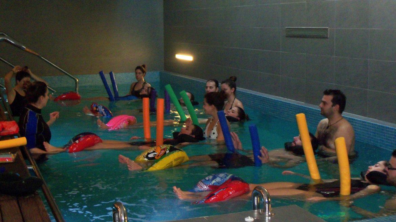 aquatic therapy i