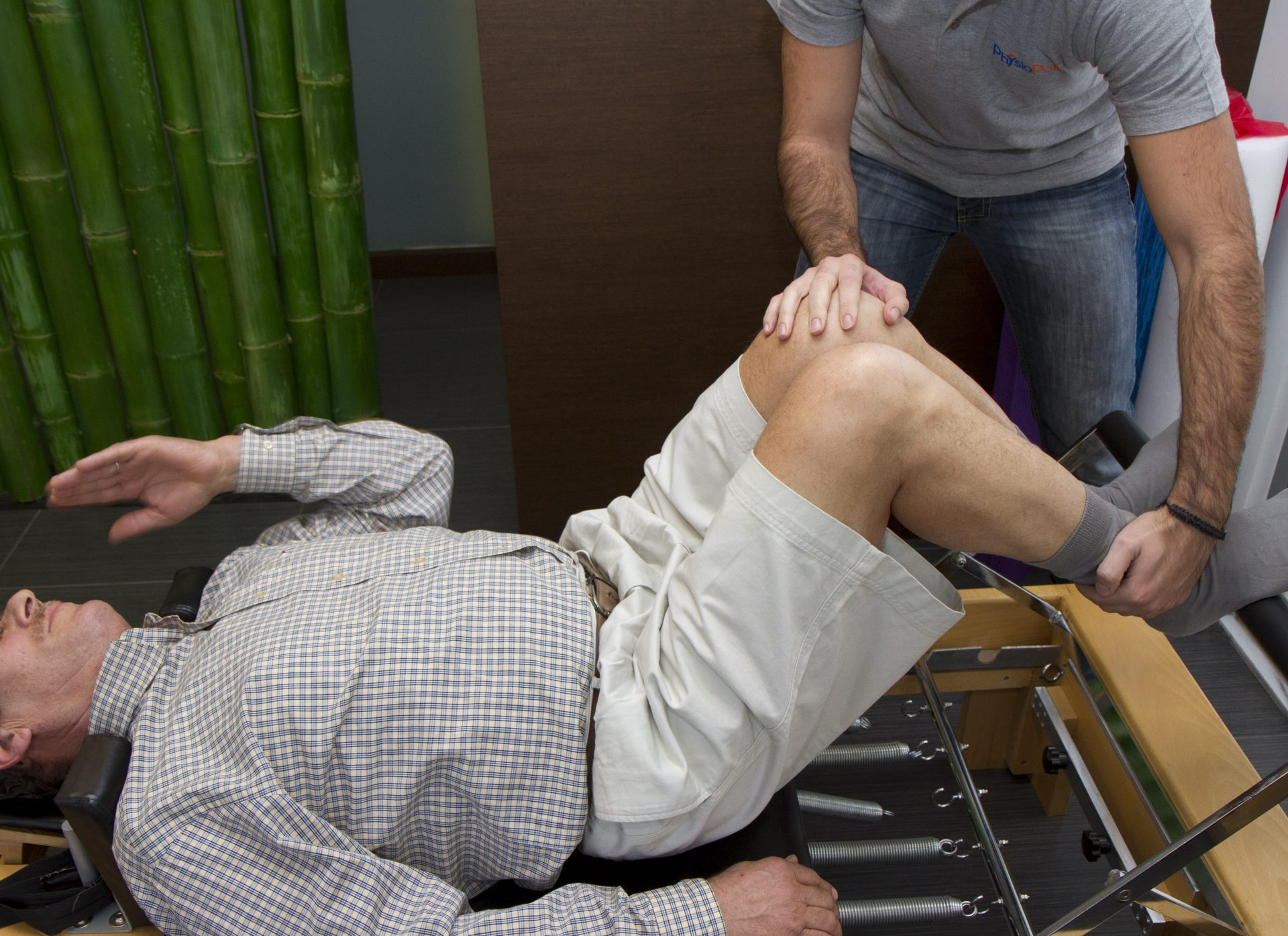 PARKINSON CLINICAL PILATES